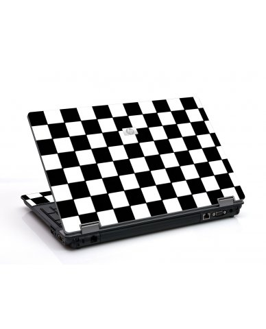 Checkered 6730B Laptop Skin