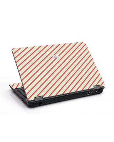 Circus Stripes 6730B Laptop Skin