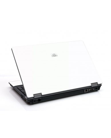White 6730B Laptop Skin