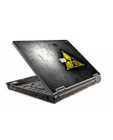 Black Caution 6930P Laptop Skin