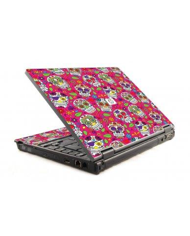 Pink Sugar Skulls 6930P Laptop Skin