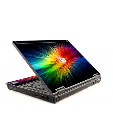 Rainbow Burst 6930P Laptop Skin