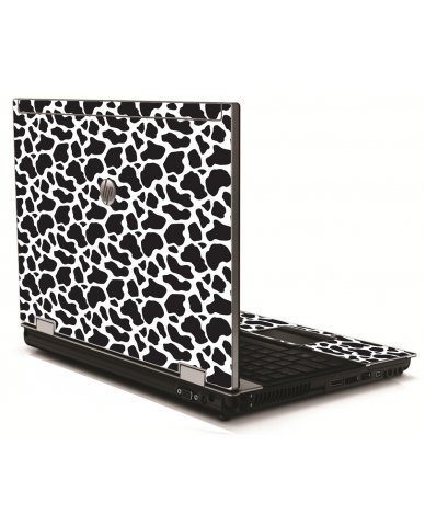 Black Giraffe HP 8540W Laptop Skin
