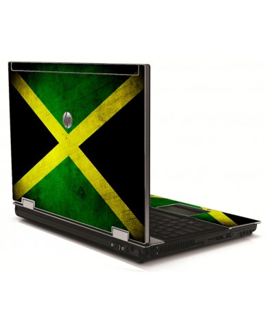 Jamaican Flag 8540W Laptop Skin