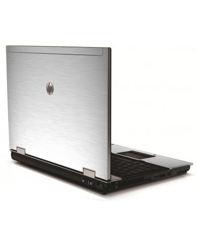 Mts #1 Textured Aluminum HP 8540W Laptop Skin