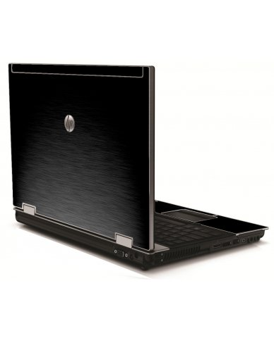 Mts Black HP 8540W Laptop Skin