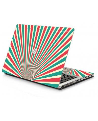 Circus Tent HP 9470M Laptop Skin