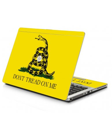 Dont Tread On Me HP 9470M Laptop Skin