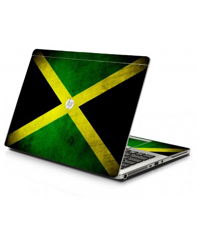 Jamaican Flag 8470M Laptop Skin