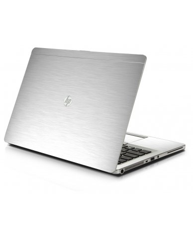 Mts #1 Textured Aluminum HP 9470M Laptop Skin