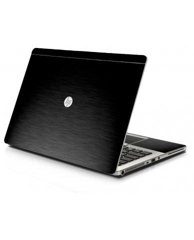 Mts Black HP 9470M Laptop Skin