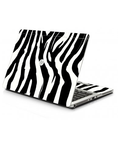 Zebra HP 9470M Laptop Skin