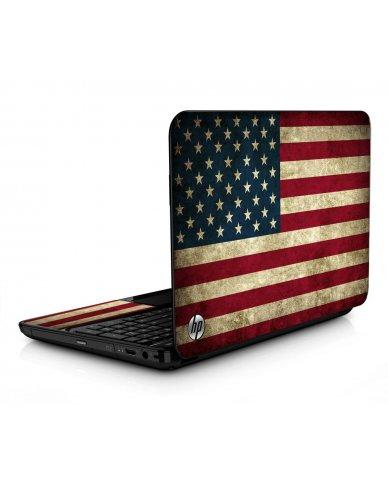 American Flag HPG6 Laptop Skin