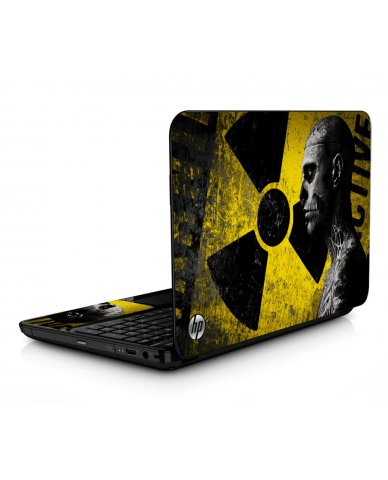Biohazard Zombie HPG6 Laptop Skin
