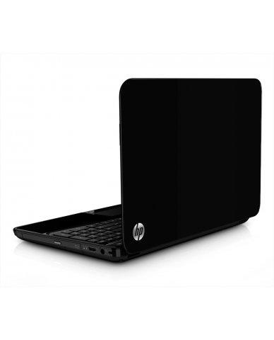 Black HPG6 Laptop Skin