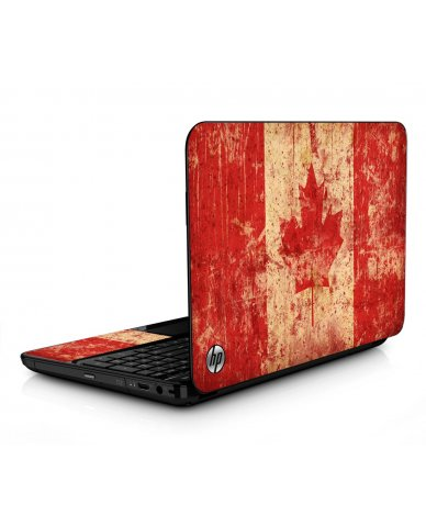 Canada Flag HPG6 Laptop Skin