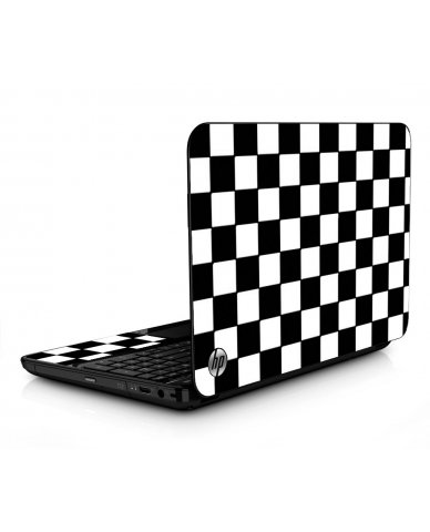 Checkered HPG6 Laptop Skin