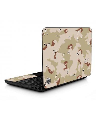 Desert Camo HPG6 Laptop Skin