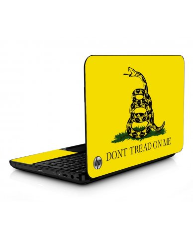 Dont Tread On Me HPG6 Laptop Skin