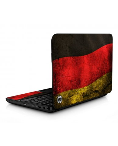 German Flag HPG6 Laptop Skin