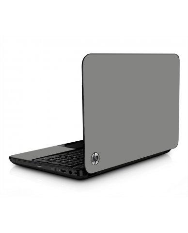 Grey Silver HPG6 Laptop Skin