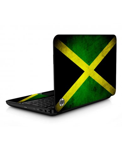 Jamaican Flag HPG6 Laptop Skin
