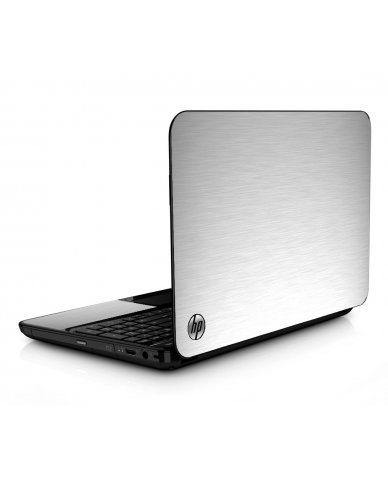 Mts#1 Textured Aluminum HPG6 Laptop Skin
