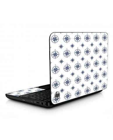 Nautical HPG6 Laptop Skin