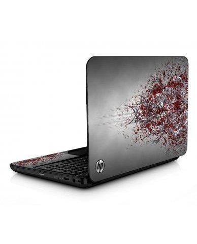 Tribal Grunge HPG6 Laptop Skin