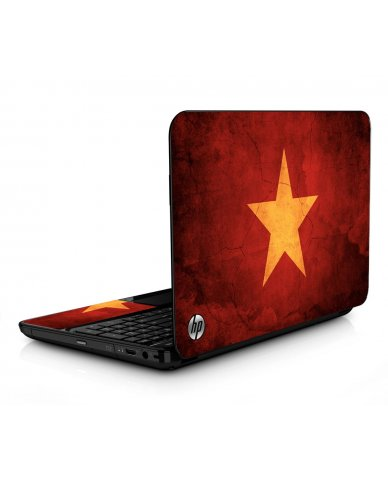 Vietnam Flag HPG6 Laptop Skin