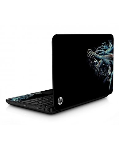 Zombie Hands HPG6 Laptop Skin
