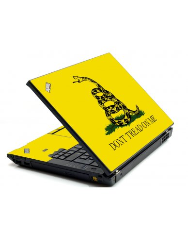 Dont Tread On Me IBM L412 Laptop Skin