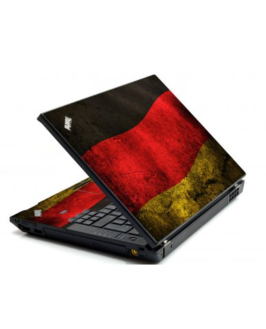 German Flag IBM L412 Laptop Skin
