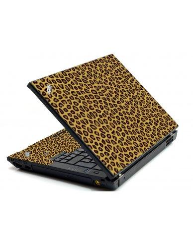 Leopard Print IBM L412 Laptop Skin