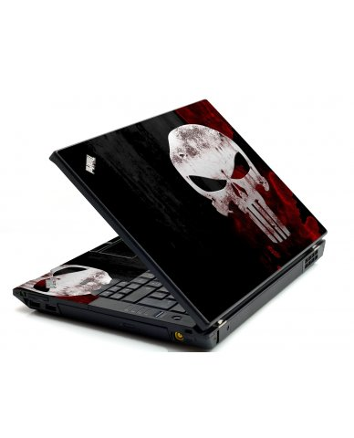 Punisher Skull IBM L412 Laptop Skin