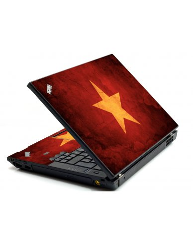 Vietnam Flag IBM L412 Laptop Skin