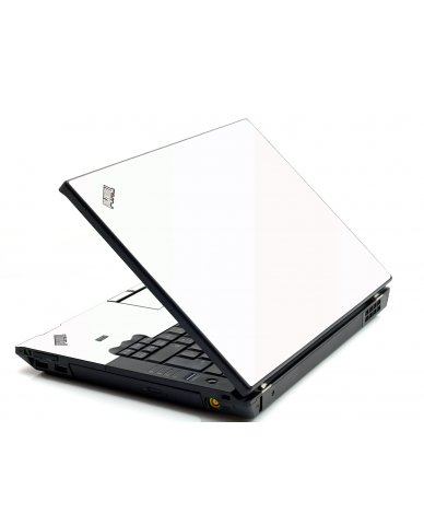 White IBM L412 Laptop Skin