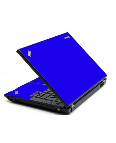 Blue IBM Sl400 Laptop Skin