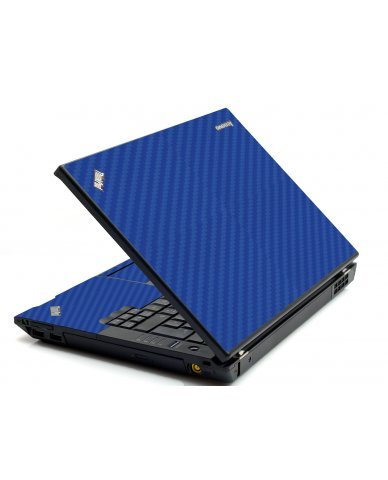 Blue Carbon Fiber IBM Sl400 Laptop Skin