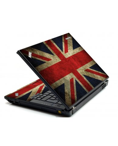 British Flag IBM Sl400 Laptop Skin