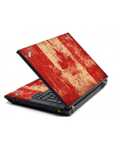 Canada Flag IBM Sl400 Laptop Skin