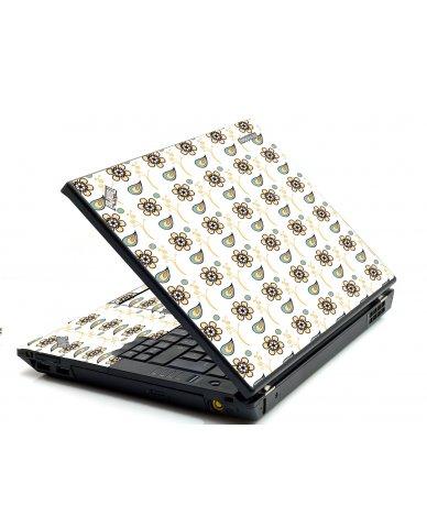 Fun Floral IBM Sl400 Laptop Skin