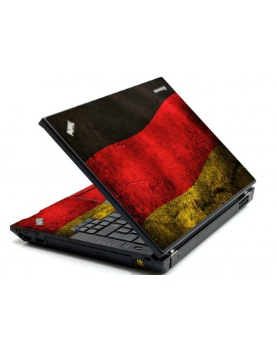 German Flag IBM Sl400 Laptop Skin