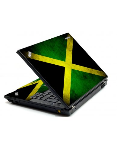 Jamaican Flag IBM Sl400 Laptop Skin