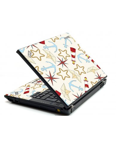 Nautical Lighthouse IBM Sl400  Laptop Skin