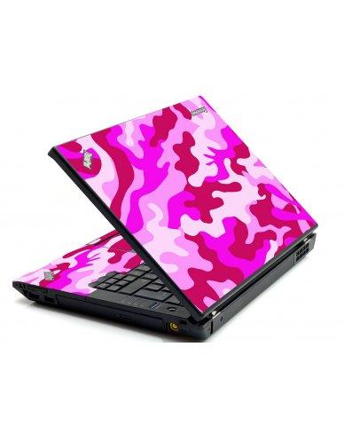 Pink Camo IBM Sl400 Laptop Skin
