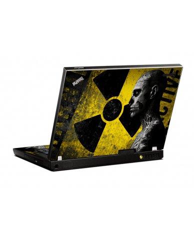 Biohazard Zombie IBM T400 Laptop Skin
