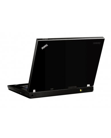 Black IBM T400 Laptop Skin