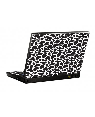 Black Giraffe IBM T400 Laptop Skin