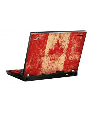 Canada Flag IBM T400 Laptop Skin
